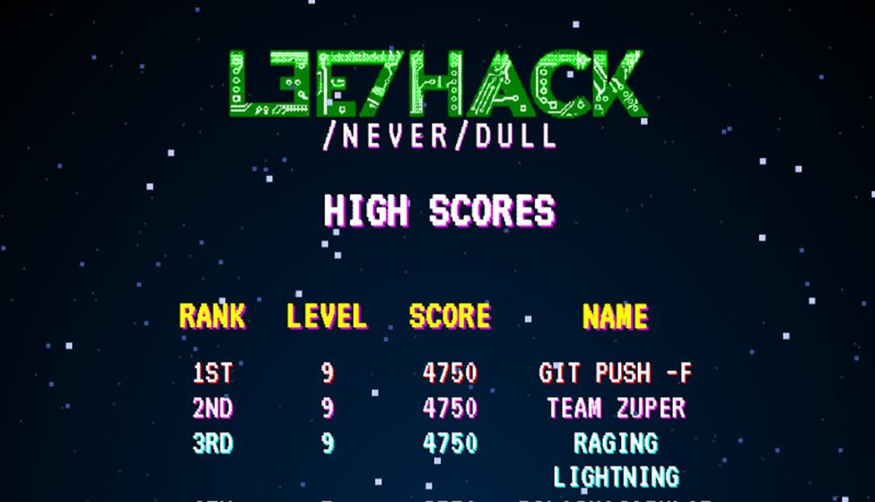 LeetHack