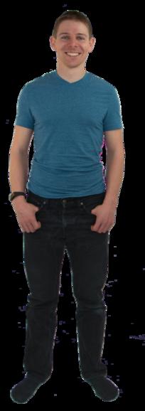 Simon Bohlin full body image