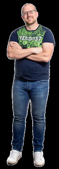 Anders Liljekvist full body image