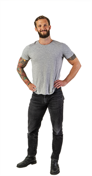 Andreas Olsson full body image
