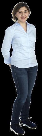 Begum Deniz full body image
