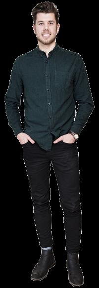 Christian Söderberg full body image