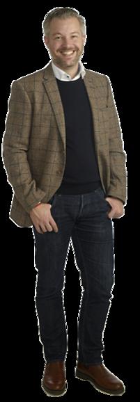 Christof Lindmark full body image