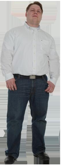 Emil Giljam full body image