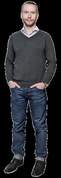 Erik Moberg full body image