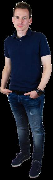 Gorazd Vasiljević full body image