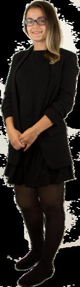 Gresë Konjufca Boltežar full body image