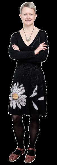 Helen Toomik full body image