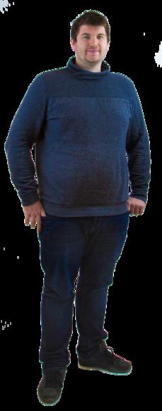 Jernej Lipovec full body image