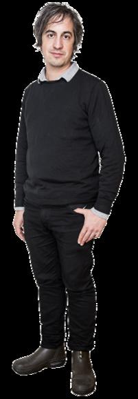 Johannes Borgström full body image