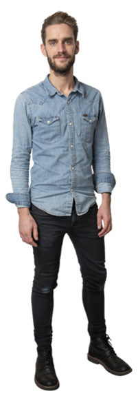 Jon Sundberg full body image