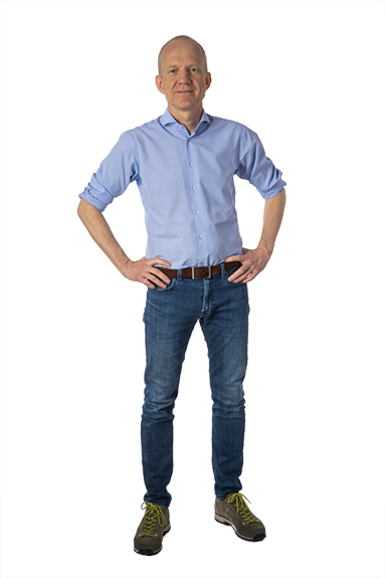 Jörgen Karlsson full body image