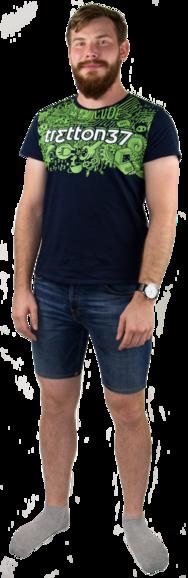 Jure Stepišnik full body image