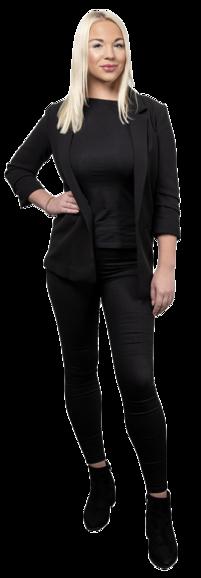 Lisa Fritsch full body image