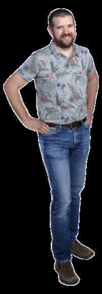 Markus Kruse full body image