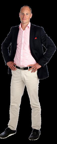 Martin Rosenqvist full body image