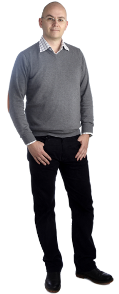 Niklas Dahlman full body image