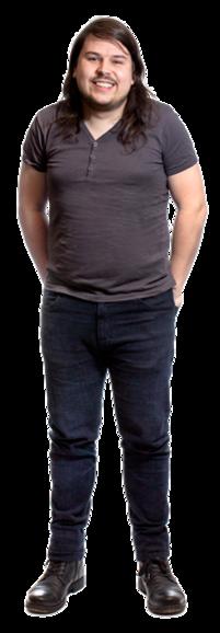 Niklas Hedlund full body image