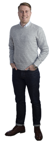 Niklas Sjöberg full body image