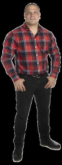 Samuel Bergström full body image