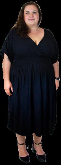 Tina Rozman full body image