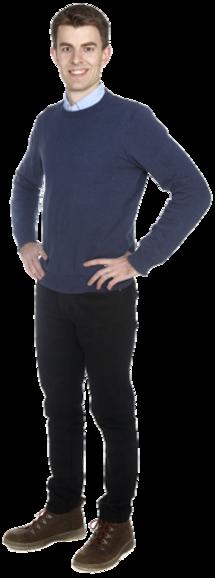 Viktor Nilsson full body image