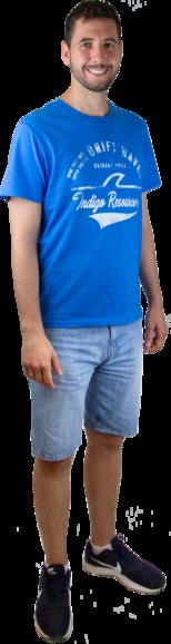 Vladimir Stantić full body image