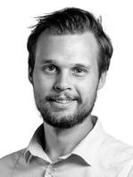 Karl Ecström portrait image