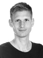 Andreas Cederström portrait image