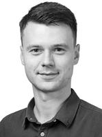 Artem Syromiatnikov portrait image