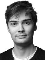 Erik Olsson portrait image