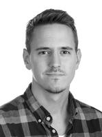 Filip Johansson portrait image