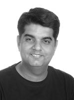 Himanshu Seth portrait image