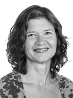 Jenny Fergeus Almroth portrait image