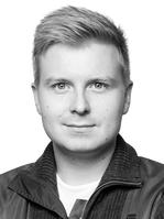 Jesper Turesson portrait image