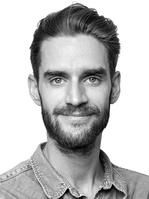 Jon Sundberg portrait image