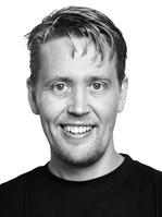 Lauri Lubi portrait image