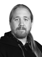 Michael Ekebratt portrait image