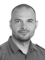 Milos Medic portrait image