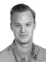 Niclas Fredriksson portrait image