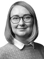 Olga Vysitskaya portrait image