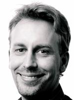 Peter Heiberg portrait image