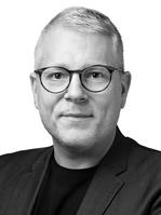 Pontus Lögdahl portrait image