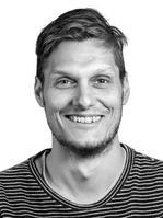 Simon Farås portrait image