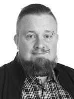 Stefan Ekman portrait image