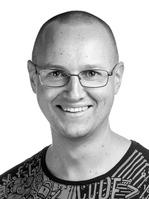 Tomas Kristiansson portrait image